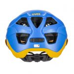 UVEX Quatro Integrale Helm - 2020 - blue energy mat
