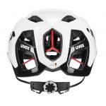 UVEX Race 9 Helm - 2020 - white