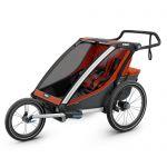 Thule Chariot Cross 2 Kinderanhänger - Jog Kit optional