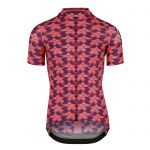 Assos FASTLANE Diamond Crazy SS Jersey - Solitaire Red