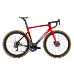 Specialized S-Works Tarmac SL7 Di2 - flo red/tarmac black/white