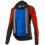 Castelli Alpha RoS 2 Jacket - fiery red