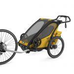 Thule Chariot Sport 1 - Fahrraddeichsel im Lieferumfang enthalten.