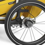 Thule Chariot Sport 1 - verstellbare Blattfedern