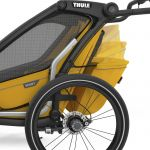 Thule Chariot Sport 1 - XL Laderaum einklappbar