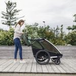 Thule Chariot Cab - cypress green