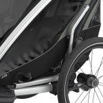 Thule Chariot Lite 1 - Fahrraddeichsel im Buggy-betrieb verstaubar