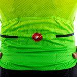 Castelli Aero Race 6.0 Jersey - 2021 - yellow fluo/green fluo