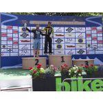 Platz 2 für Sven Groß beim Rursee Marathon