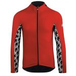 Assos Mille GT Spring Fall LS Jersey - nationalRed