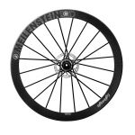 Lightweight Meilenstein Disc Tubular 24D Hinterrad