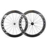 Citec 8000 CX/63 Carbon Laufradsatz - white/black