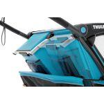 Thule Chariot Sport 2 Kinderanhänger - Blue/Black - Stauraum