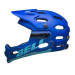 Bell Super 3R Mips - matte blue/bright blue