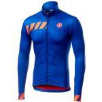 Castelli Pisa Jersey FZ - surf blue