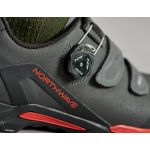 Northwave OUTCROSS PLUS GTX - anthracite/red