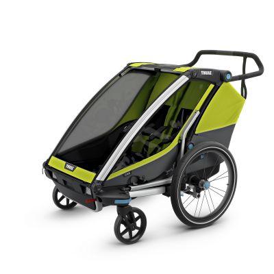 Kinderanhänger Cab 2 - 2020