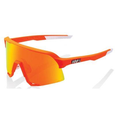 S3 - Neon Orange Limited Edition HiPER Mirror Lens