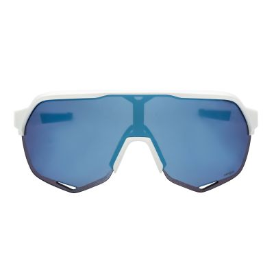S2 Matte White - HiPER Blue Multilayer Mirror Lens
