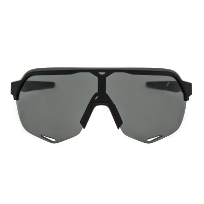 S2 Soft Tact Black - Smoke Lens