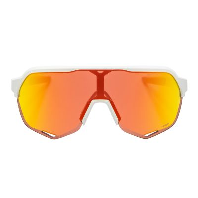 S2 Soft Tact Off White - HiPER Red Multilayer Mirror Lens