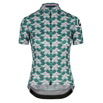FASTLANE Women's Diamond Crazy SS Jersey