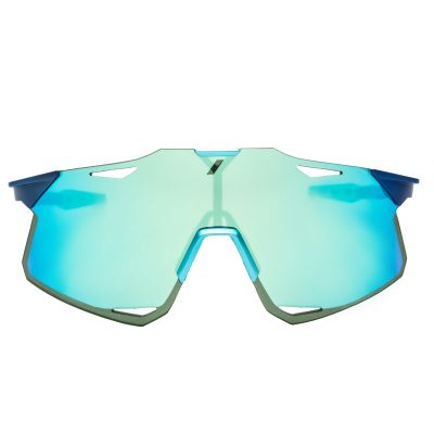 Hypercraft Matte Metallic Into the Fade - Blue Topaz Multilayer Mirror Lens