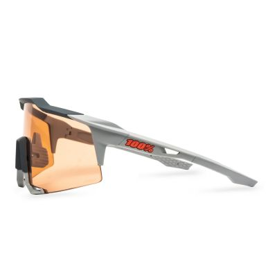 Speedcraft Soft Tact Stone Grey - HiPER Coral Lens