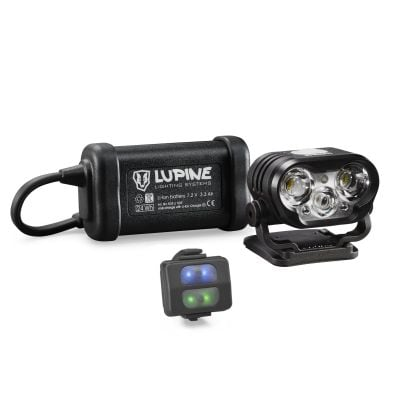 Helmlampe Blika R4