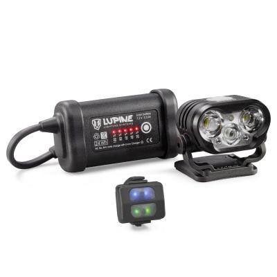 Helmlampe Blika R4 SC