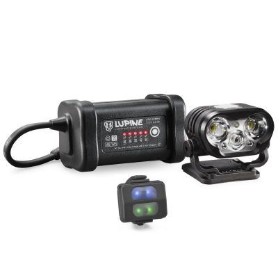 Helmlampe Blika R7 SC