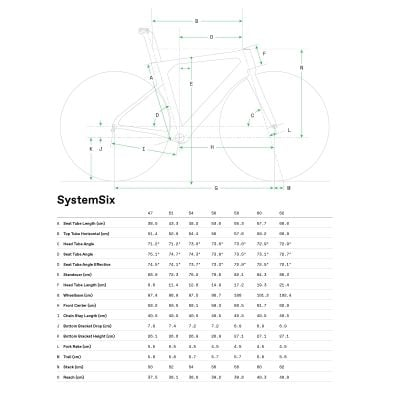 SystemSix Carbon Ultegra - 2021