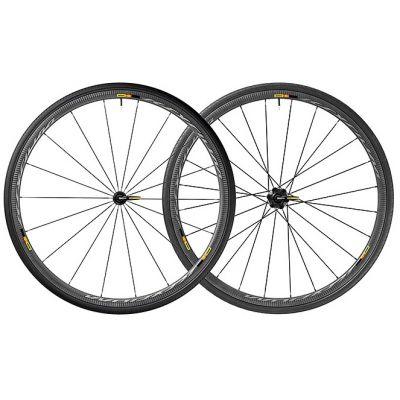 Ksyrium Pro Carbon SL Tubular Laufradsatz
