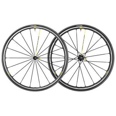 Ksyrium Pro UST Laufradsatz