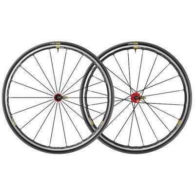 Ksyrium Elite UST Laufradsatz