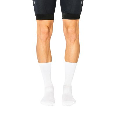 #002 Classic White Socks