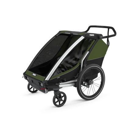 Chariot Cab 2 Kinderanhänger - 2021