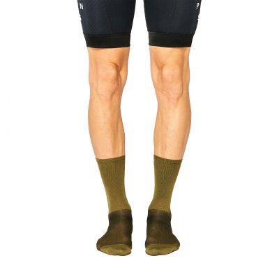 #008 Classic Olive Socks