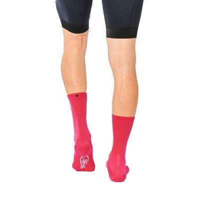#020 Classic Raspberry Socks