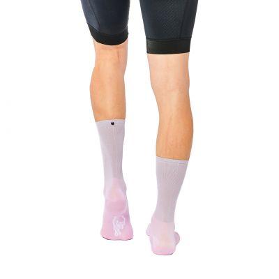 #021 Classic Rose Ash Socks