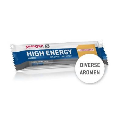 High Energy Bar