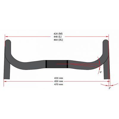 Lenker Racelite Carbon CDR