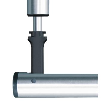 Minipumpe Micro Rocket Alu
