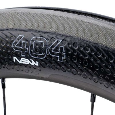 404 NSW Carbon Clincher Hinterrad