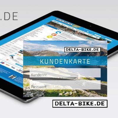 Delta-Bike.de Stammkunde werden