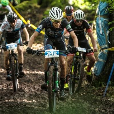 Noah Jung in den Top 15 bei der Deutschen Meisterschaft MTB
