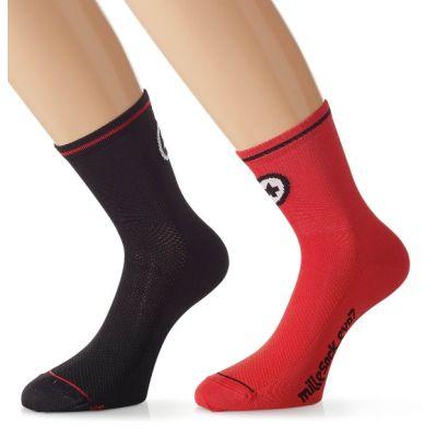 Socken milleSock_evo7 TwinPack