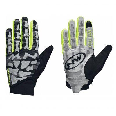 Skeleton Original Langfinger Handschuhe