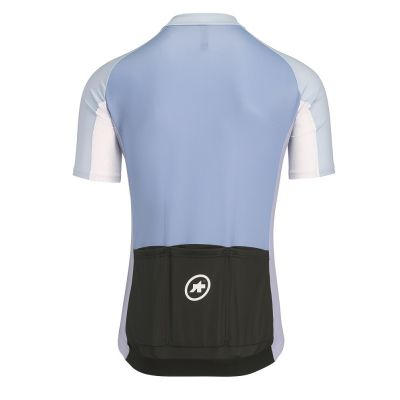 Quartz SS.Jersey - Polar Blue