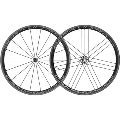 Bora Ultra 35 Clincher Laufradsatz